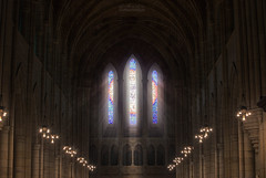 St John's Cathedral ( : LIU Photography ) Tags: travel church canon landscape photography catholic sydney australian australia melbourne brisbane chamber hdr 1635l 1dx