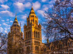 Natural Light (James Neeley) Tags: london naturalhistorymuseum jamesneeley