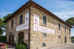 Greve in Chianti - Castello Vicchiomaggio Wine Estate (Le Monde1) Tags: italy castle florence nikon wine vine tuscany tasting renaissance greve grapevine greveinchianti d610 castellovicchiomaggio lemonde1