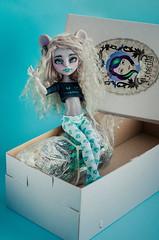 The new one :3 (Klio.13) Tags: monster toys high dolls ooak custom mattel customdolls dollphotography dollbox toyphotography handmadeoutfit dollinbox monsterhigh booyork mouscedes mouscedesking