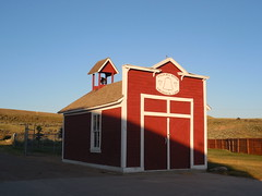 Stolen Bell Museum (jimmywayne) Tags: museum historic wyoming firehall lincolncounty diamondville stolenbell