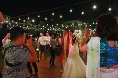 Yusuf & Saira's Wedding (yohanawu) Tags: wedding party bali beach seaside seminyak indonesia 2016 reception dance newlyweds