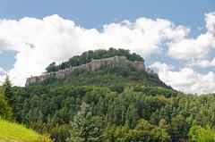 Festung Knigstein - koenigstein castle (Veit Schagow) Tags: koenigstein castle festung saxony tafelberg sachsen festungkoenigstein knigstein burg