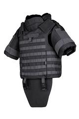 1BK9_Bk_SiL.jpg (sioenarmourtechnology) Tags: packshot modulartacticalvest titan bk qrs titanqrs