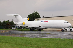 N215WE   Boeing 727-2S2F(A)RE   IFL Group (cv880m) Tags: pontiac oaklandcounty oakland michigan ptk kptk n215we boeing 727 722 727200 72f 7272s2 ifl iflgroup freighter aircargo