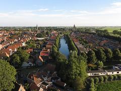 Monnickendam (de kist) Tags: kap thenetherlands waterland monnickendam heritage aerial