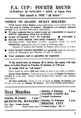 West Ham United vs Newcastle United - 1978 - Page 3 (The Sky Strikers) Tags: west ham united newcastle upton park football league division one hammer 15p official programme