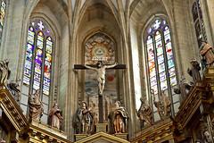 Astorga Cathedral (JOAO DE BARROS) Tags: barros spain joo astorga cathedral church monument