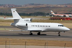 D-AHER Falcon FA900 Madrid Barajas Airport 27th May 2014 (_Illusion450_) Tags: aeropuerto adolfosuárezmadrid–barajasairport adolfosuárez madridbarajasairport adolfo suárez madrid–barajas airport madridairport 27514 270514 daher fa900 falcon900 dassault