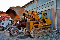 John deere JD 855 (riccardo nassisi) Tags: truck camion abbandonato abandoned rust rusty relitto rottame ruggine ruins scrap scrapyard epave cava piacenza san nicol