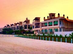 Jumeirah Beach sunrise, Dubai (nigelharris4) Tags: dubai beach jumeirah