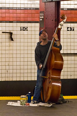 Jason Stuart, Subway Musician (Alejandro Ortiz III) Tags: nyc newyorkcity usa newyork alex brooklyn digital canon subway eos newjersey mta canoneos allrightsreserved lightroom rahway subwaymusician alexortiz metropolitantransportationauthority 60d jasonstuart lightroom3 singerbassist efs18135mmf3556is shbnggrth alejandroortiziii subwayisnotasandwichshop ©2014alejandroortiziii