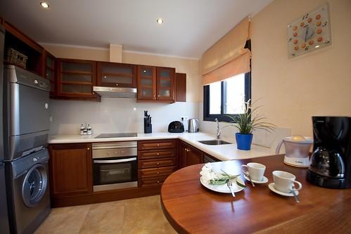 Villas Yaiza Cocina HR