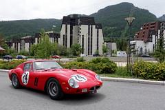 Ferrari 250 GTO - Le 250 Tornano A Casa (GtCh) Tags: classic car casa ferrari voiture mans le gto chevalier brianon 250 maranello ancienne 2014 classique serre a tornano
