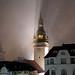 Brno on a Foggy Night