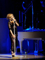 Paloma Faith Concert (Fraser Mummery) Tags: blue england people musician music celebrity liverpool concert europe theatre gig pop empire singer instrument empiretheatre liverpoolempire palomafaith