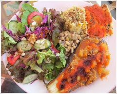 Berinjela Recheada (INCGNIT - Lux.Alt) Tags: canon vegan delicious vegetarian veggie canonpowershot healthfood veganfood canonpowershotsx170is luxalt