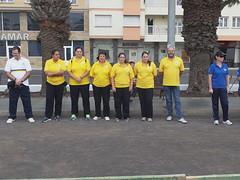Campeonato Canarias Selecciones Bola Femenina