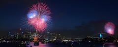 Sydney Firework NYE 2015 (@robinlautier) Tags: nye sydney australia firework nsw operahouse harbourbridge australie feudartifice cremornepoint