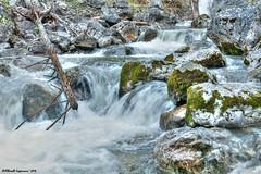 Kuhfluchtwasserfall (a.lippmann) Tags: bayern wasser wasserfall oberbayern bach alpen hdr