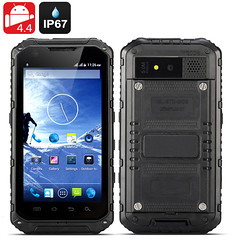 Rugged Android Smartphone (Photo: balbofuente on Flickr)