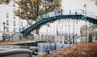 Le canal de l'automne
