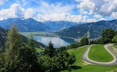 Zell am See (olli 72) Tags: salzburg sterreich zellamsee