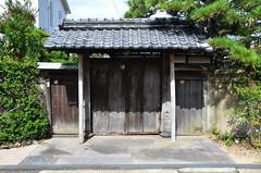 Old Hagi Gate (pokoroto) Tags: old autumn japan october gate  yamaguchi 2014 hagi 10    kannazuki   themonthwhentherearenogods 26