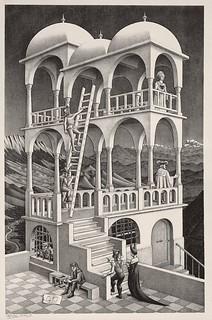 Escher - Belvedere