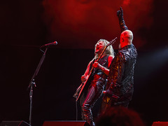 Judas Priest (Stephen J Pollard (Loud Music Lover of Nature)) Tags: livemusic vocalist concertphotography guitarist vocalista guitarrista judaspriest robhalford richiefaulkner