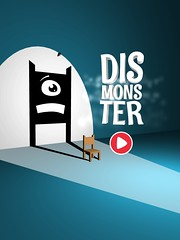 Intro (dabadugames) Tags: shadow game monster children fear puzzle bedtime app dismonster
