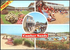 Pontins Camber Sands Holiday Camp (trainsandstuff) Tags: vintage cambersands retro archival pontins holidaycamp fredpontin