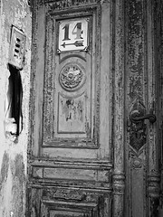 20141025-0065-Edit (www.cjo.info) Tags: door urban building architecture germany woodwork paint decay 14 carving panasonic numbers classical peelingpaint potsdam brandenburg oldbuilding neoclassical fourteen deutchland innerstadt exif:isospeed=800 geo:city=potsdam schopenhauerstrase microfourthirds camera:make=olympusimagingcorp exif:make=olympusimagingcorp geo:countrys=germany geo:state=brandenburg exif:focallength=25mm exif:aperture=50 m43mount panasonicleicadgsummilux25mmf14asph exif:lens=leicadgsummilux25f14 olympusomdem10 camera:model=em10 exif:model=em10 geo:lat=52400872222222 geo:lon=13047741666667
