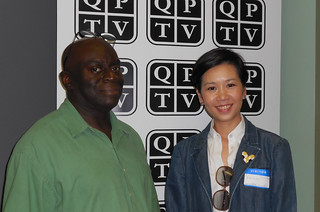 IVLP: Thai Journalists Visit QPTV