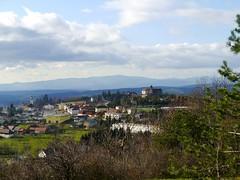 Blick auf Bernstein / View to Bernstein (rudi_valtiner) Tags: autumn fall austria österreich herbst autriche burgenland bernstein buchschachen