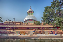 The Kalighat Temple - Kolkata (Hannes Rada) Tags: india temple kolkata calcutta kalighat