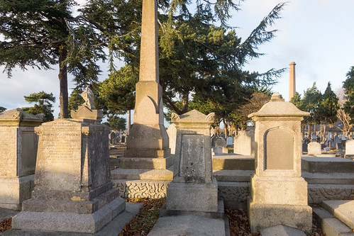 Mount Jerome Cemetery & Crematorium is situated in Harold's Cross Ref-100460