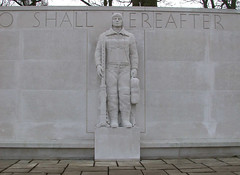 US Forces Memorial Statue (3) - The Airman (laverock21) Tags: usairforce cisforcemetery madingleymilitarycemetery