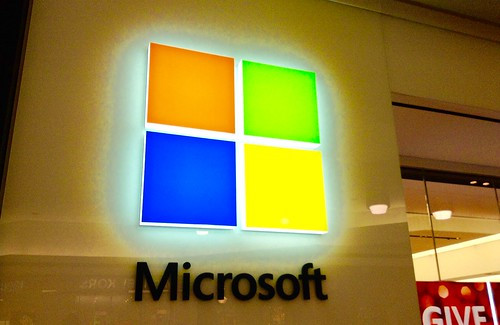 Microsoft by JeepersMedia, on Flickr