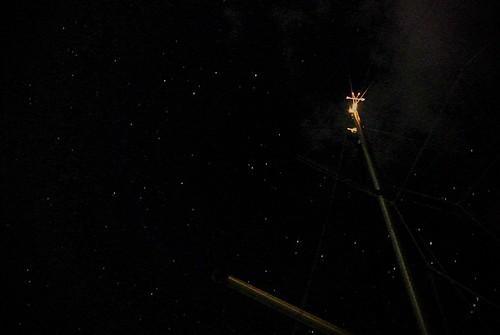 Stars in the Whitsundays