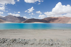 Blue of the Forbidden Wilderness (_Amritash_) Tags: travel india lake himalayas ladakh pristine travelindia pangongtso pangonglake incredibleindia lukung himalayanlandscape incredibleladakh incrediblehimalayas roadtriptoladakh पांगोंगत्सो སྤང་གོང་མཚོ spanggongmtsho forbiddenwilderness highaltitudehimalayanlake roadtripinhimalayas travelinindianhimalayas exploringinfinity blueoftheforbiddenwilderness
