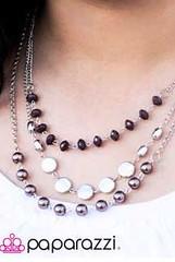 5th Avenue Brown Necklace K3 P2330A-5