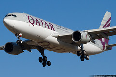 Qatar Airways Airbus A330-202 cn 511 A7-ACC (Clment Alloing - CAphotography) Tags: barcelona sky cn canon airplane airport aircraft bcn flight engine ground off aeroplane landing 7d airbus take airways balcon aeropuerto spotting t1 barcelone qatar 511 100400 a7acc 07l lebl 25r a330202