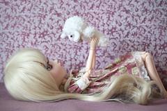 Sarah ♥ (Makie_) Tags: pullip custom leeke azazelle