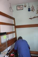 IMG_0172 (armadil) Tags: bed loftbed bunkbed dreamcatchers loft122714