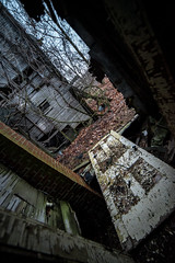 DSC03409 (ArchitecturalAfterlife) Tags: houses homes ohio house green abandoned mall countryside moss factory time decay destruction capsule adventure forgotten urbanexploration lives behind left urbanexploring urbex johnnyjoo johnnyjoophotography