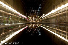 World Trade Center Dresden (binax25) Tags: weihnachten licht dresden center wtc trade beleuchtung nach lampen zoomburst wolrld