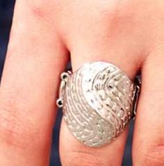 5th Avenue Silver Necklace K1 P4140-3