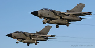 Italian Air Force Panavia Tornado