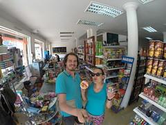 Photo de 14h - Au supermarché  (Cambodge) - 08.01.2015